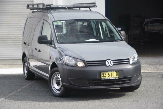 Used Volkswagen Caddy TDI320 Maxi DSG, Southport, 2014 Volkswagen Caddy TDI320 Maxi DSG Van