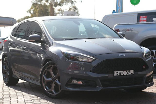 Used Ford Focus ST, Narellan, 2015 Ford Focus ST Hatchback