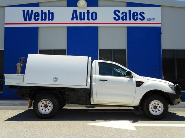 Discounted Used Ford Ranger XL, Welshpool, 2014 Ford Ranger XL Cab Chassis