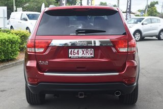2011 Jeep Grand Cherokee Limited Wagon.