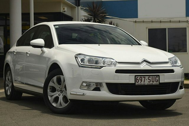 Used Citroen C5 Seduction HDI, Bowen Hills, 2012 Citroen C5 Seduction HDI Sedan