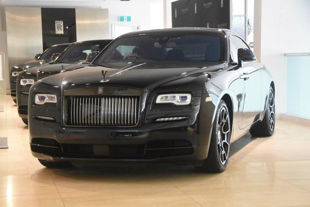 New Rolls-Royce Wraith Black Badge, Warwick Farm, 2018 Rolls-Royce Wraith Black Badge Coupe