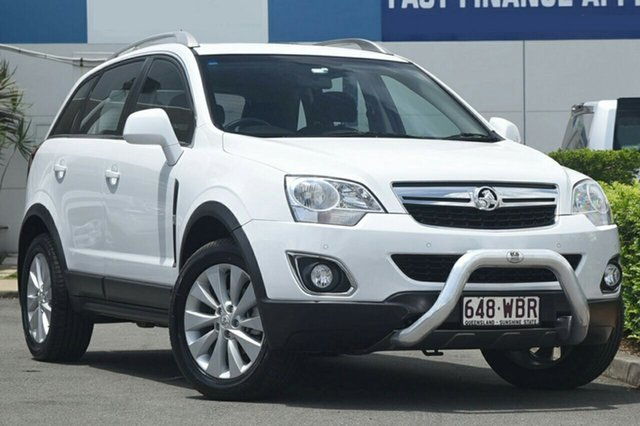 Used Holden Captiva 5 LT, Bowen Hills, 2015 Holden Captiva 5 LT Wagon