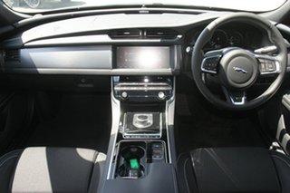 2017 Jaguar XF 20d R-Sport Sedan.