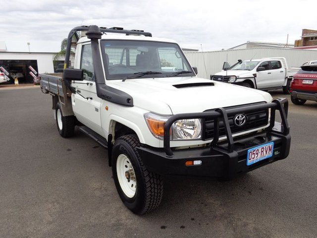 Discounted Used Toyota Landcruiser Workmate, 2011 Toyota Landcruiser Workmate Cab Chassis