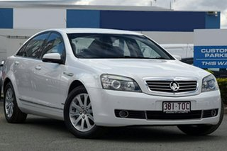 2010 Holden Statesman Sedan.