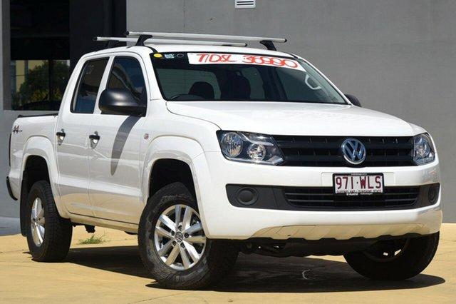 Used Volkswagen Amarok TDI400 4MOT Core, Moorooka, Brisbane, 2016 Volkswagen Amarok TDI400 4MOT Core Utility