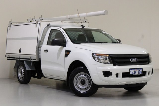 Used Ford Ranger XL 2.2 (4x2), Bentley, 2015 Ford Ranger XL 2.2 (4x2) Cab Chassis