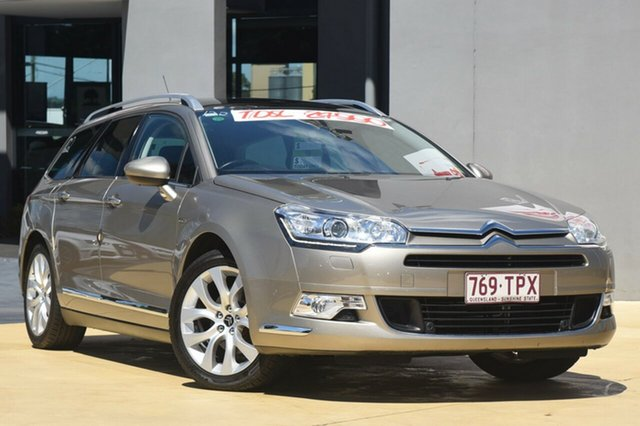 Used Citroen C5 Exclusive Tourer HDi, Indooroopilly, 2013 Citroen C5 Exclusive Tourer HDi Wagon