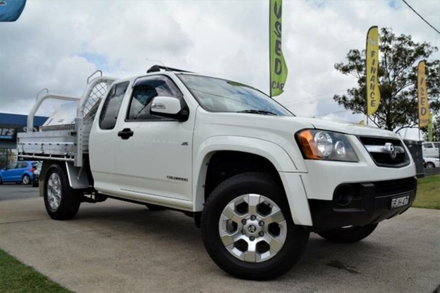 Used Holden Colorado LX, Mulgrave, 2009 Holden Colorado LX Cab Chassis