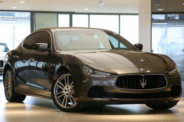 Used Maserati Ghibli S, Artarmon, 2014 Maserati Ghibli S Sedan