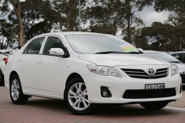 Used Toyota Corolla Ascent Sport, Warwick Farm, 2013 Toyota Corolla Ascent Sport Sedan