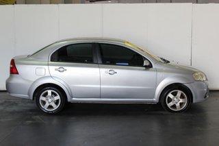 2006 Holden Barina Sedan.