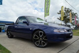 1999 Holden Commodore S Utility.