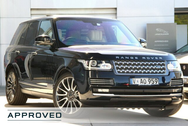 Discounted Used Land Rover Range Rover V8SC Autobiography, Gardenvale, 2015 Land Rover Range Rover V8SC Autobiography Wagon