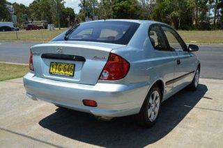 2003 Hyundai Accent GL Hatchback.