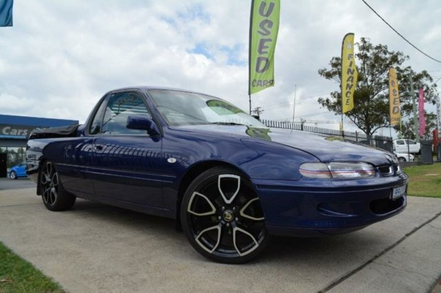 Used Holden Commodore S, Mulgrave, 1999 Holden Commodore S Utility