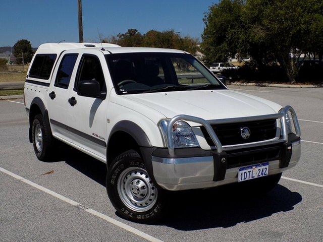 Used Holden Rodeo LX Crew Cab, Maddington, 2005 Holden Rodeo LX Crew Cab Utility