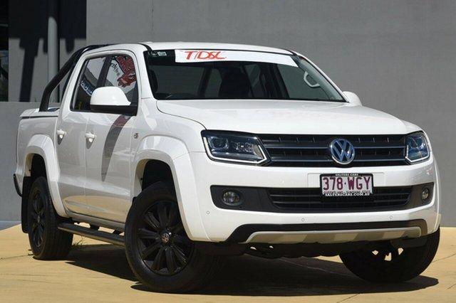 Used Volkswagen Amarok TDI420 4MOTION Perm Atacama, Moorooka, Brisbane, 2016 Volkswagen Amarok TDI420 4MOTION Perm Atacama Utility