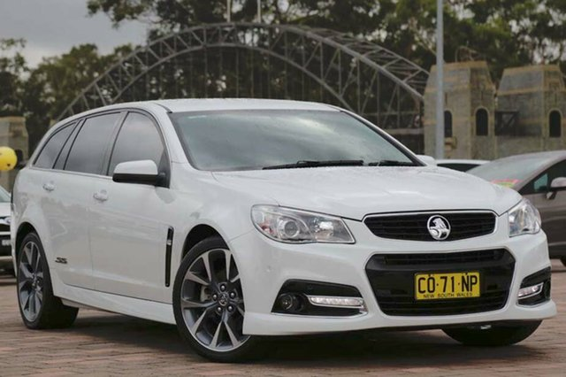 Used Holden Commodore SS V Sportwagon, Warwick Farm, 2013 Holden Commodore SS V Sportwagon Wagon