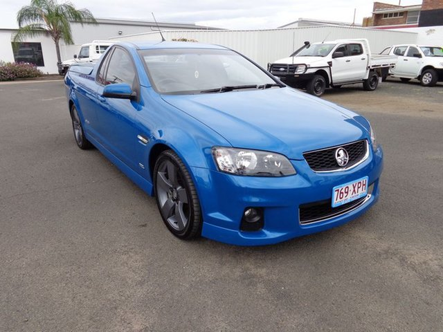Discounted Used Holden Commodore SS Z-Series, 2013 Holden Commodore SS Z-Series Utility