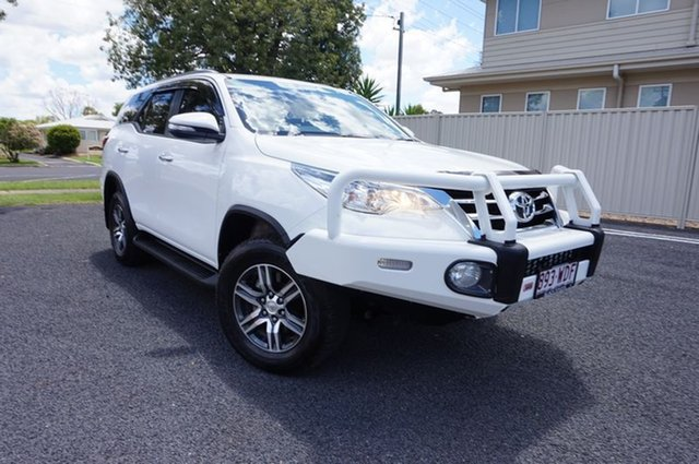 Used Toyota Fortuner GXL, 2015 Toyota Fortuner GXL Wagon