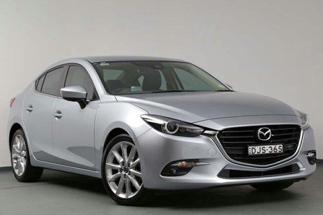 Used Mazda 3 SP25 SKYACTIV-Drive GT, Narellan, 2016 Mazda 3 SP25 SKYACTIV-Drive GT Sedan
