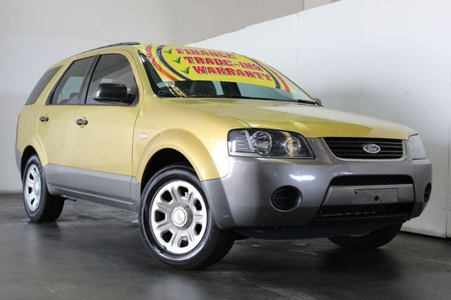 Used Ford Territory TX (4x4), Underwood, 2005 Ford Territory TX (4x4) Wagon