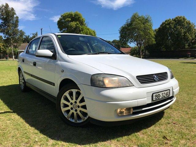 Used Holden Astra CDX, Somerton Park, 2003 Holden Astra CDX Sedan