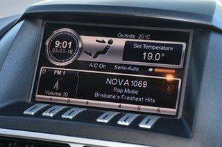 2011 Ford Falcon XR6 Sedan.