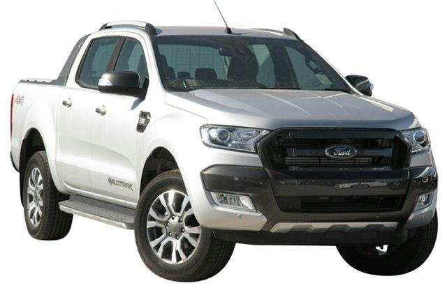 Discounted New Ford Ranger Wildtrak Double Cab, Nowra, 2017 Ford Ranger Wildtrak Double Cab Utility