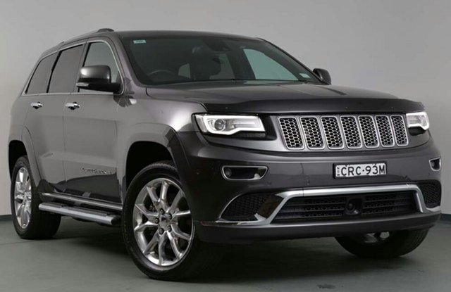 Used Jeep Grand Cherokee Summit, Narellan, 2013 Jeep Grand Cherokee Summit SUV