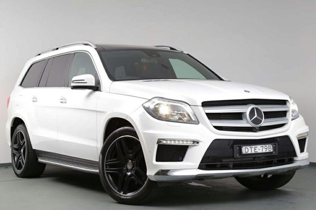 Used Mercedes-Benz GL350 BlueTEC 7G-TRONIC + Edition S, Narellan, 2015 Mercedes-Benz GL350 BlueTEC 7G-TRONIC + Edition S SUV