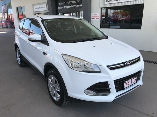Used Ford Kuga Ambiente AWD, Caboolture, 2013 Ford Kuga Ambiente AWD Wagon
