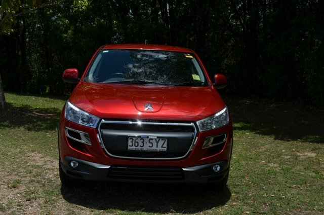Used Peugeot 4008 Active 4WD, Nambour, 2012 Peugeot 4008 Active 4WD MY12 Wagon