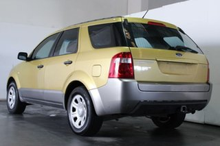 2005 Ford Territory TX (4x4) Wagon.