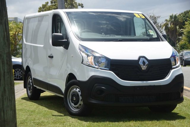 Demonstrator, Demo, Near New Renault Trafic 85kW Low Roof SWB, Southport, 2017 Renault Trafic 85kW Low Roof SWB Van
