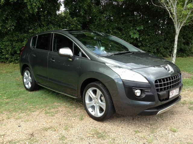 Used Peugeot 3008 Allure SUV HDi, Nambour, 2013 Peugeot 3008 Allure SUV HDi T8 MY13 Hatchback