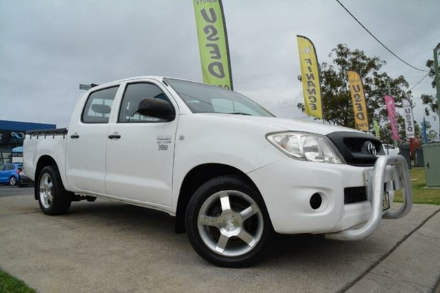 Used Toyota Hilux Workmate, Mulgrave, 2009 Toyota Hilux Workmate Utility