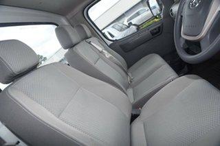 2015 LDV V80 LWB Cab Chassis.