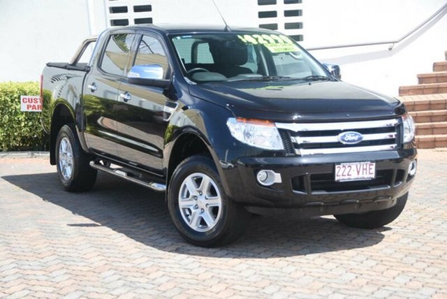Discounted Used Ford Ranger XLT Double Cab, Southport, 2014 Ford Ranger XLT Double Cab Utility
