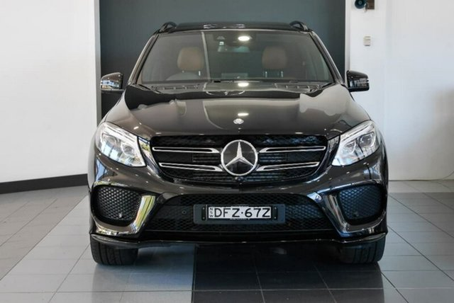 Demonstrator, Demo, Near New Mercedes-Benz GLE350 d 9G-TRONIC 4MATIC, Mosman, 2016 Mercedes-Benz GLE350 d 9G-TRONIC 4MATIC Wagon
