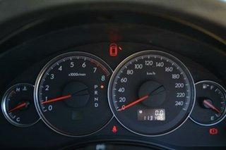2008 Subaru Liberty Sedan.