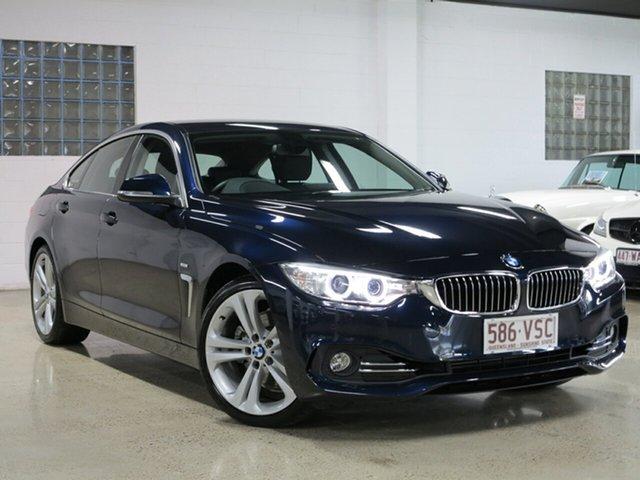 Used BMW 428i Luxury Line Gran Coupe, Albion, 2015 BMW 428i Luxury Line Gran Coupe Hatchback