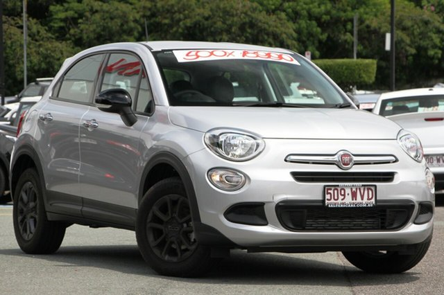 Used Fiat 500X POP, Indooroopilly, 2015 Fiat 500X POP Wagon