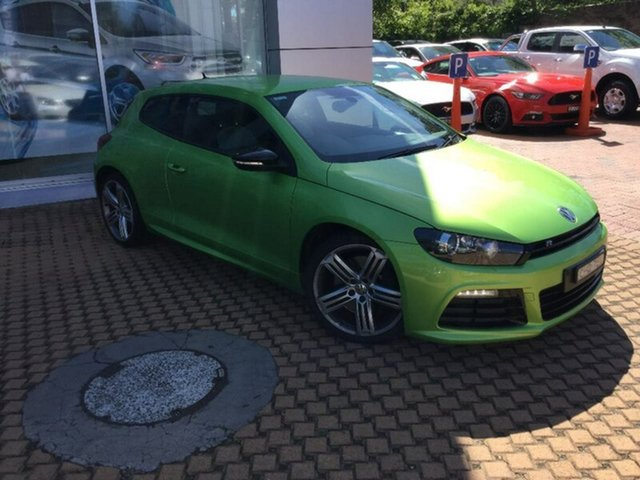 Used Volkswagen Scirocco R Coupe DSG, Warwick Farm, 2012 Volkswagen Scirocco R Coupe DSG Hatchback