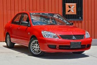 2007 Mitsubishi Lancer ES Sedan.