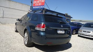 2008 Holden Commodore 60th Anniversary Sportwagon Wagon.
