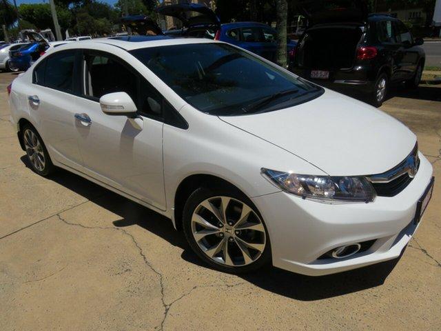 Used Honda Civic Sport, Toowoomba, 2014 Honda Civic Sport Sedan