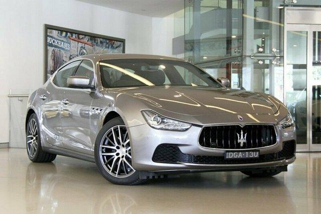 Discounted Used Maserati Ghibli, Waterloo, 2016 Maserati Ghibli Sedan
